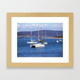 Booker Bay Framed Art Print
