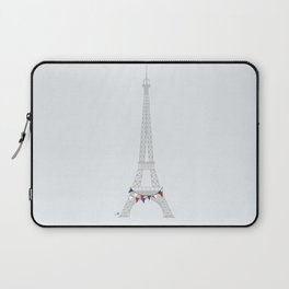 Party in Paris Laptop Sleeve