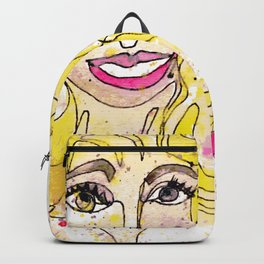 Dolly Parton Backpack