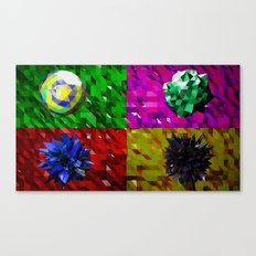 Spherish Canvas Print