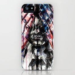 Metamorphosis-crow iPhone Case