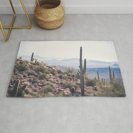 Superstition Wilderness of Arizona Rug