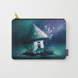Magic Mush Room Carry-All Pouch
