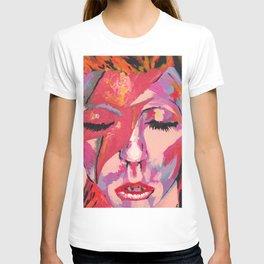 "David ""Zigi Stardust"" Bowie T-shirt"