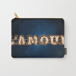 L'Amour - Wall-Art for Hotel-Rooms Carry-All Pouch