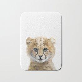 Cheetah Cub Bath Mat