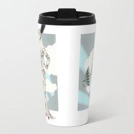 Art Deco 6 Travel Mug