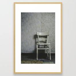 Duplicitous Pattern Framed Art Print