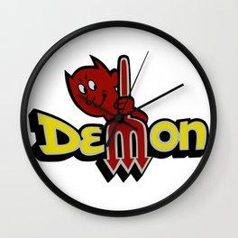Dodge Demon Wall Clock
