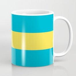Flag Of The Bahamas Coffee Mug