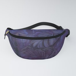 Mushroom Pin-Up Girl - Cool Fanny Pack