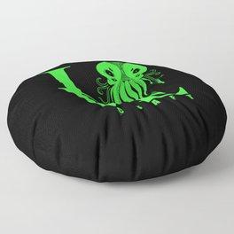 Love Lovecraft Floor Pillow