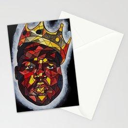 rapper,colourful,colorful,poster,wall art,fan art,music,hiphop,rap,rapper,legend,shirt,print Stationery Cards