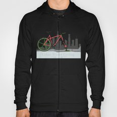 Urban Winter Cycling Hoody