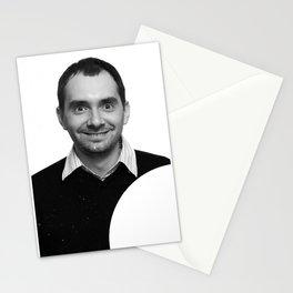 passport photo Stationery Cards