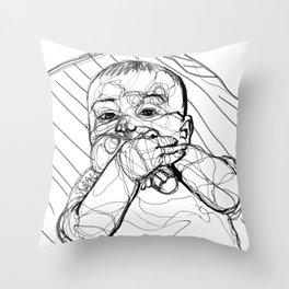 Super Max Throw Pillow