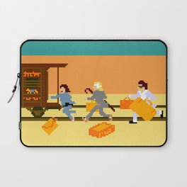 How Can A Train Be Lost? Laptop Sleeve