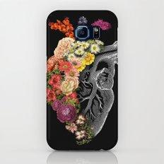 Flower Heart Spring Slim Case Galaxy S7