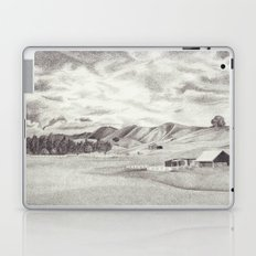 Out in the Hills Laptop & iPad Skin