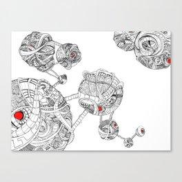 Spaceballs Canvas Print
