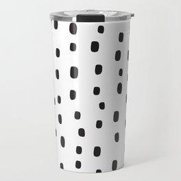 Boxy Dots Travel Mug