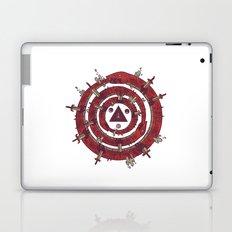 The Cycle Laptop & iPad Skin