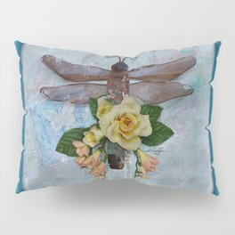 Dragonfly Love by Kathy Morton Stanion Pillow Sham