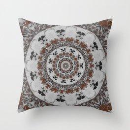 Stone Ridge Kaleidoscope Throw Pillow