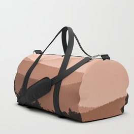Lost in the Smoky Mountains Duffle Bag