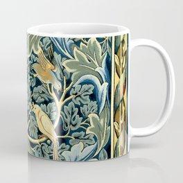 """William Morris """"Birds and Acanthus"""" Coffee Mug"""