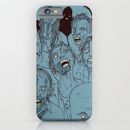 Everyone you know is dead iPhone & iPod Case