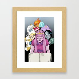 Adventure Ladies! Framed Art Print