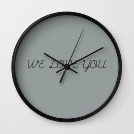 sample Wall Clock