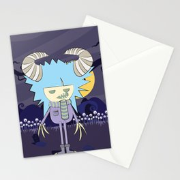Mad Girl Stationery Cards