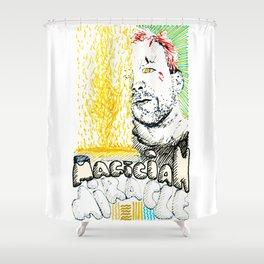 Korben Dallas Shower Curtain