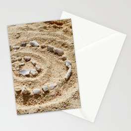 Heart of Te Fiti Stationery Cards