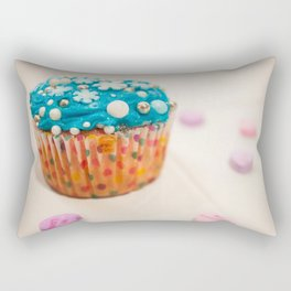 Cupcake Valentine Rectangular Pillow