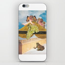 Stop Messing with Me - The Grapes of Wrath iPhone Skin