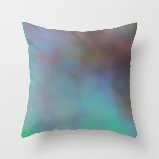 You whisper to my heart Throw Pillow