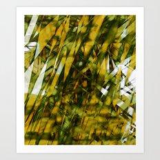 Windy Summer Art Print