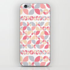 Soft Spring Pattern iPhone Skin