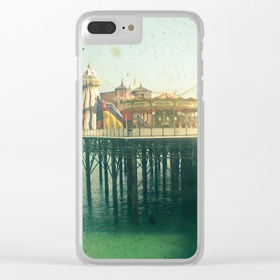 The Pier Clear iPhone Case