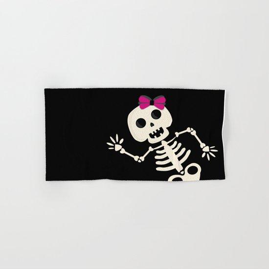 Peek a Boo Hand & Bath Towel
