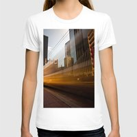 aperture T-shirts featuring Ghost Train 2 by Mark Alder