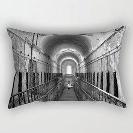 Eastern State Penitentiary  Rectangular Pillow