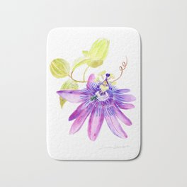 Bee Passionate by Teresa Thompson Bath Mat