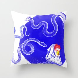 You have sinned Throw Pillow