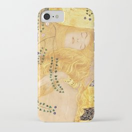Water Serpents - Gustav Klimt iPhone Case