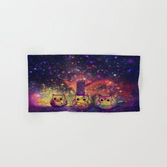 owl space-913 Hand & Bath Towel