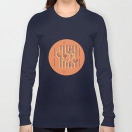 Sonsbeek Pavilion - Aldo Van Eyck Long Sleeve T-shirt